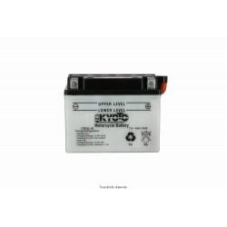 Batterie moto Kyoto YB4L-B 12V 4AH