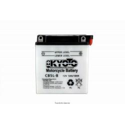 Batterie moto Kyoto YB5L-B 12V 5AH