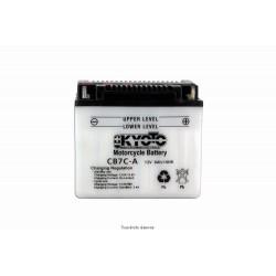 Batterie moto Kyoto YB7C-A 12V 8AH