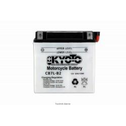 Batterie moto Kyoto YB7L-B2 12V 8AH