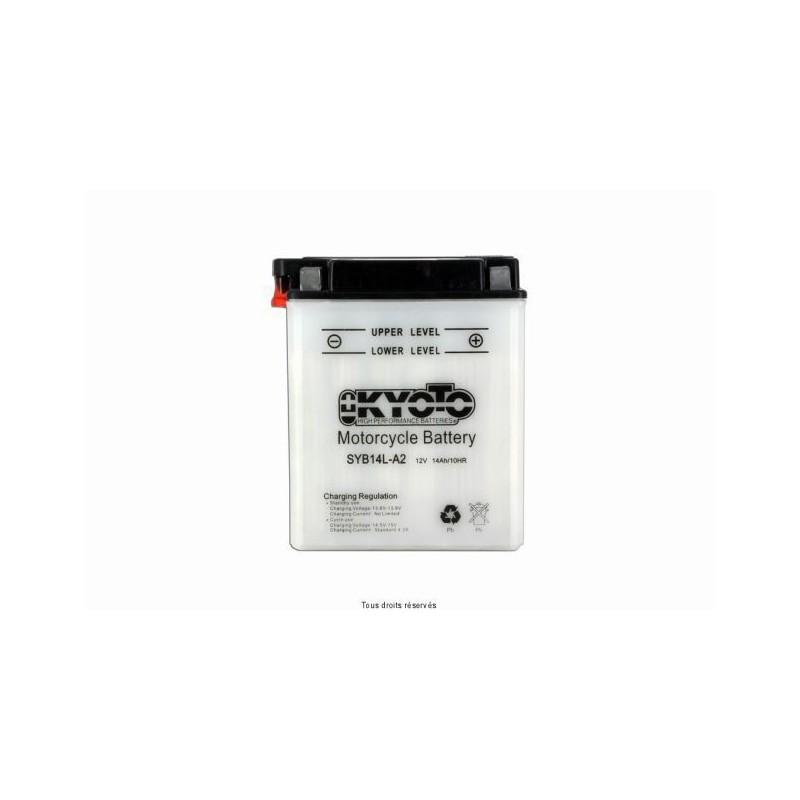Batterie moto Kyoto SYB14L-A2 12V 14AH