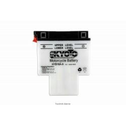 Batterie moto Kyoto HYB16A-A 12V 16AH