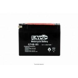 Batterie moto Kyoto YT4B-BS 12V 2,3AH