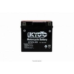 Batterie moto Kyoto YTX5L-BS 12V 4AH