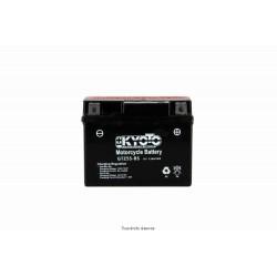 Batterie moto Kyoto YTZ5S 12V 3AH