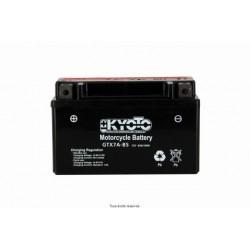 Batterie moto Kyoto YTX7A-BS 12V 6AH