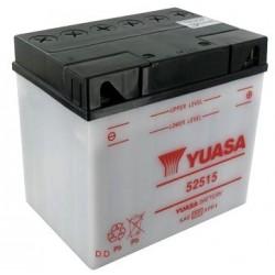 Batterie moto Yuasa 52515 12V 25AH
