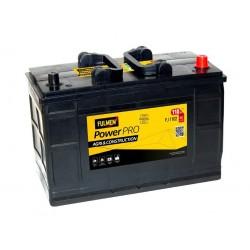 Batterie Fulmen FJ1102 12V 110AH 900A
