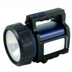Projecteur rechargeable Velamp 10W