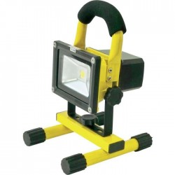 Projecteur chantier rechargeable Velamp 600 lumens