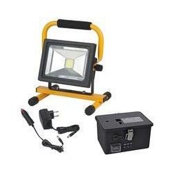 Projecteur chantier rechargeable Velamp 1200 lumens
