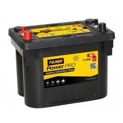 Batterie Exide FJ050C 12V 50AH 800A