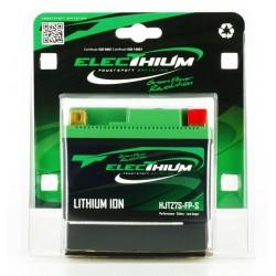 Batterie moto Lithium YTX7L-BS / YTZ7S / 12V 6AH