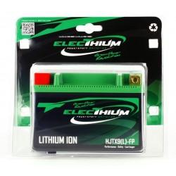 Batterie moto Lithium YTX9-BS / 12V 8AH