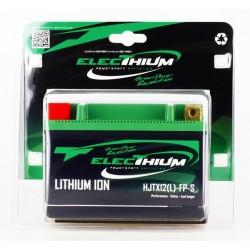 Batterie moto Lithium YTX12-BS / YT12A-BS / YB12B-B2 / 12V 10AH