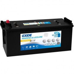 Batterie Exide Gel ES1600 12V 140AH