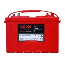 Batterie traction ROLLS 12FS-105 12V 105AH