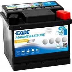 Batterie Exide Gel ES450 12V 40AH