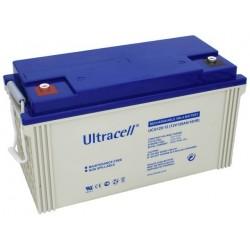 Batterie stationnaire GEL décharge lente 12V 120AH