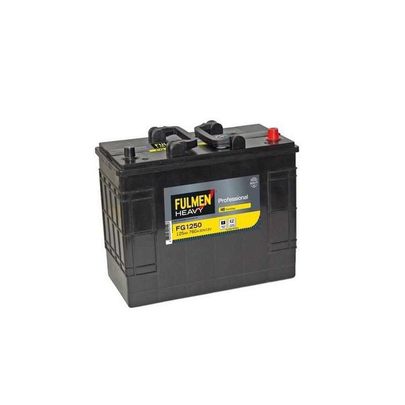 Batterie Fulmen FG1250 12V 125AH 760A