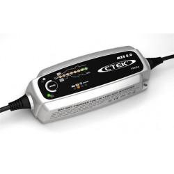 Chargeur maintient de charge CTEK MXS 5,0 12 Volts 5A - 110Ah