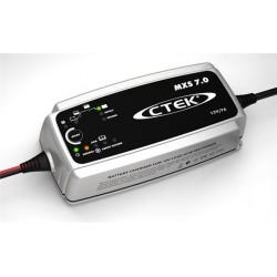 Chargeur maintient de charge CTEK MXS 7,0 12 Volts 7A - 150Ah