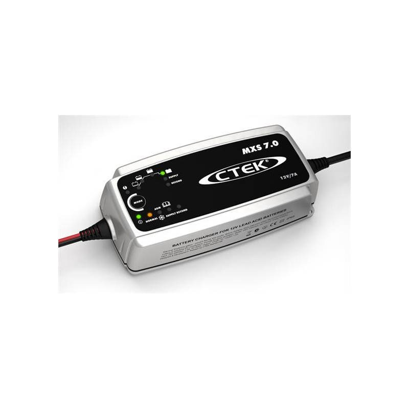 Chargeur maintient de charge CTEK MXS 7,0 12 Volts 7A
