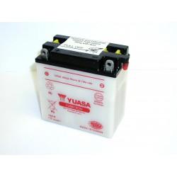 Batterie moto Yuasa YB9-B 12V 9AH