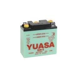 Batterie moto Yuasa B39-6 6V 7AH