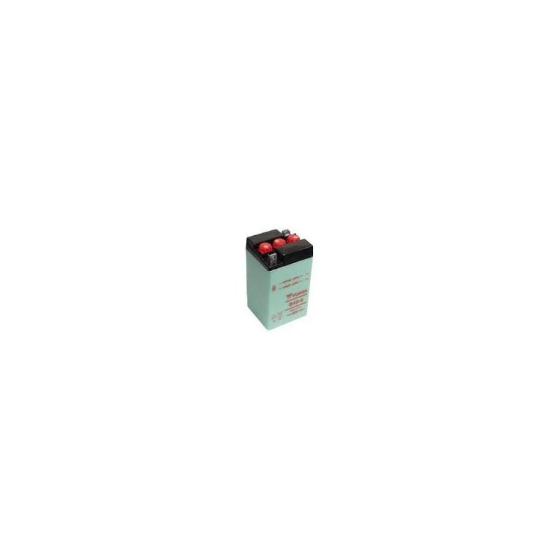 Batterie moto Yuasa B49-6 6V 8AH