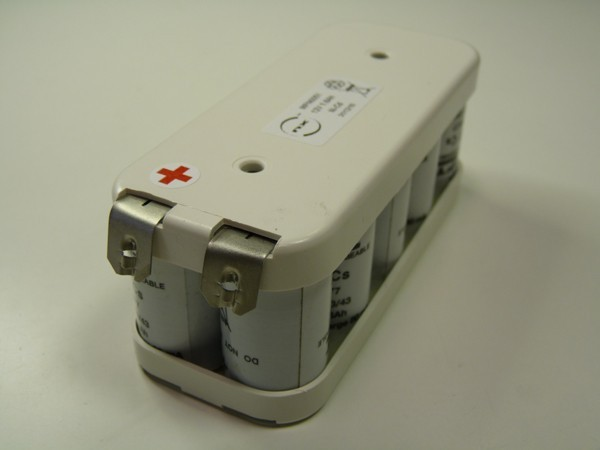 Batterie alarme 10,8V 1.6AH