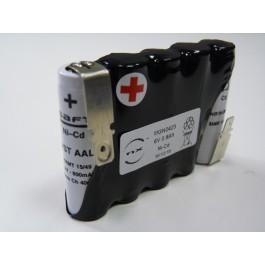 Batterie alarme 6V 0,8AH