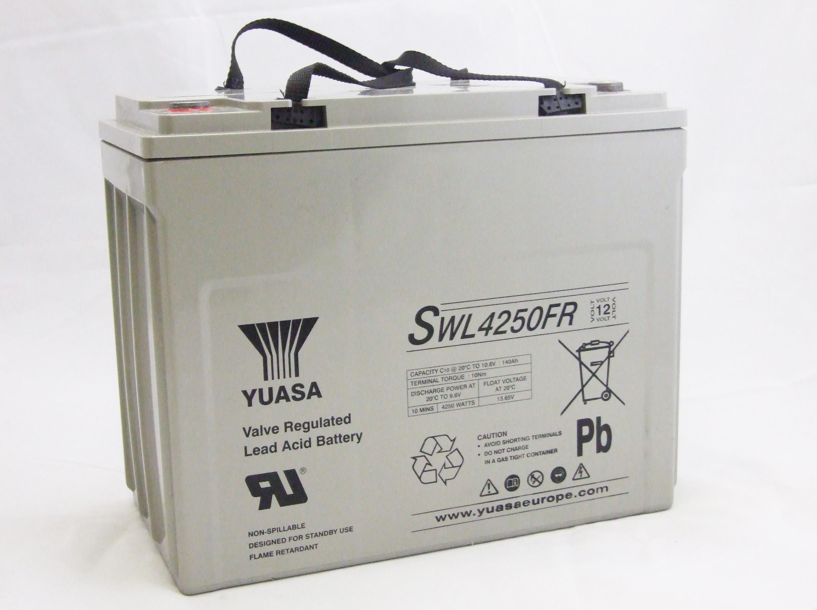 Batterie Yuasa SWL 4250FR...