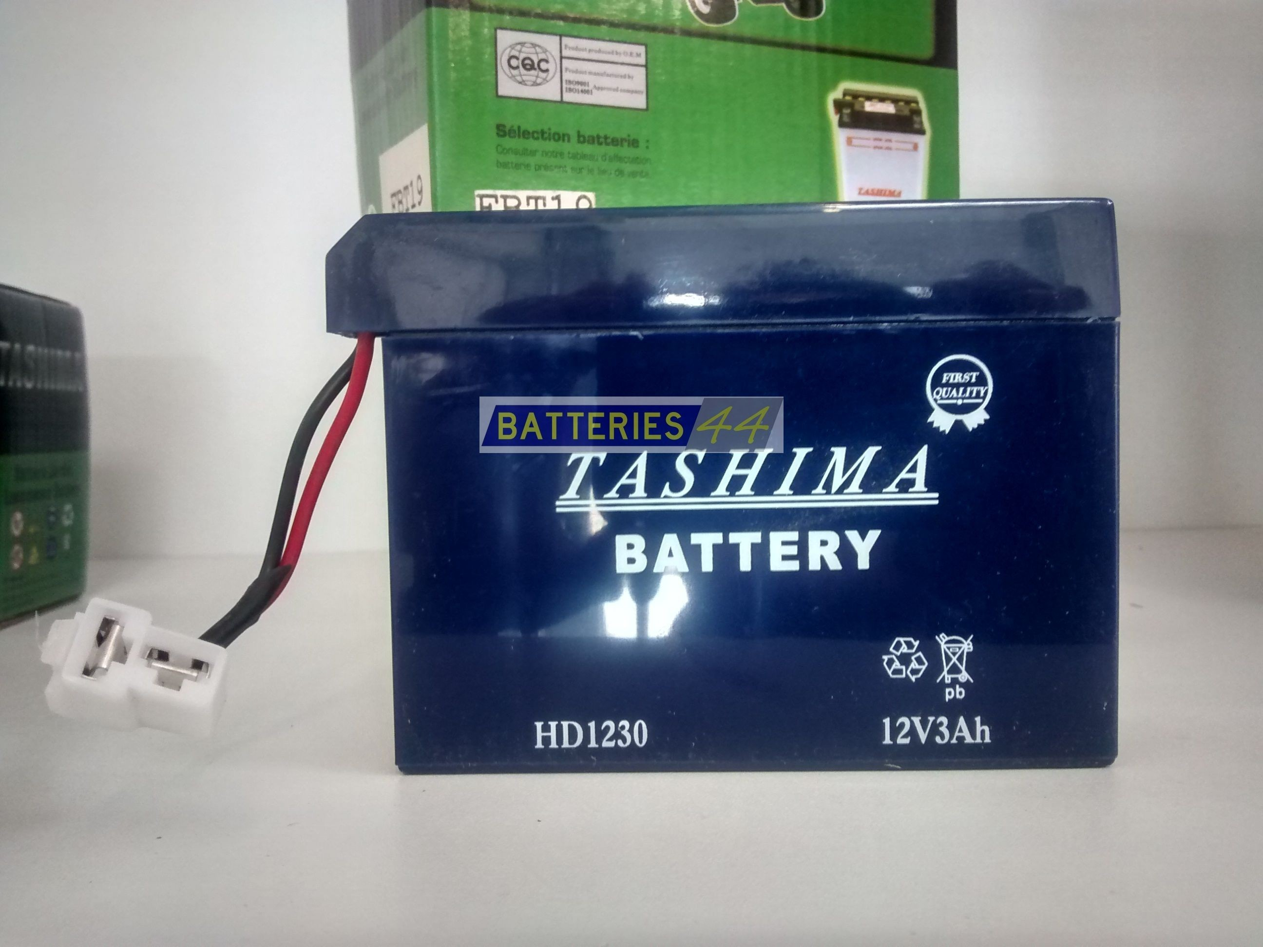 Batterie motoculture...