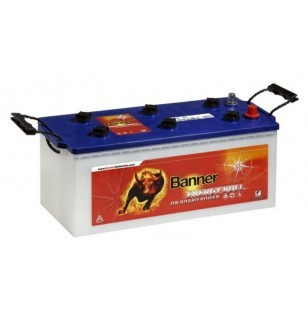 Batterie BANNER décharge...