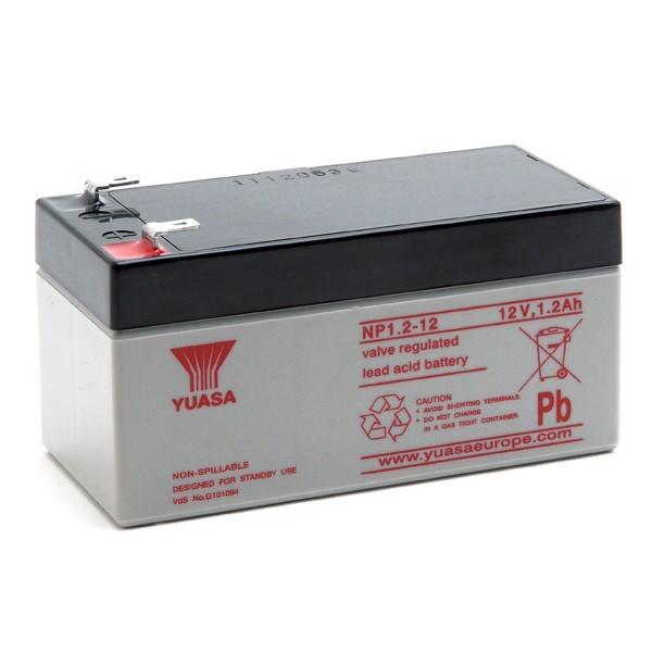 Batterie Yuasa NP1.2-12FR...