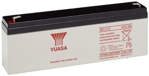 Batterie Yuasa NP2.3-12 12V...