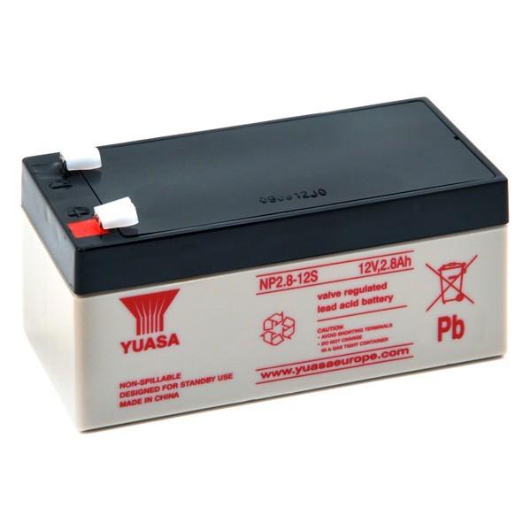 Batterie Yuasa NP2.8-12 12V...