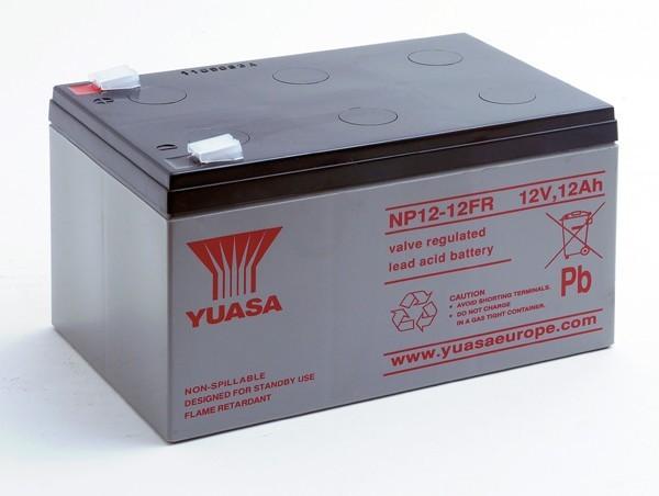 Batterie Yuasa NP12-12FR...