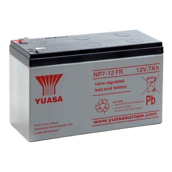 Batterie Yuasa NP7-12FR 12V...