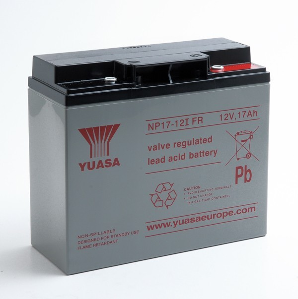 Batterie Yuasa NP17-12FR...