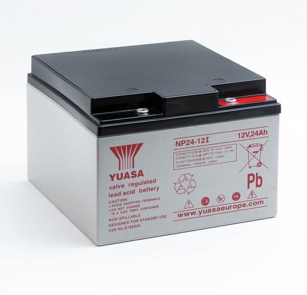 Batterie Yuasa NP24-12FR...