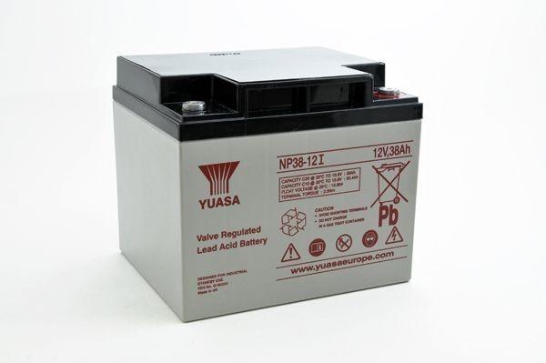 Batterie Yuasa NP38-12FR...