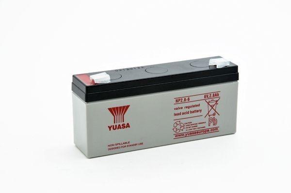 Batterie Yuasa NP2.8-6 6V...