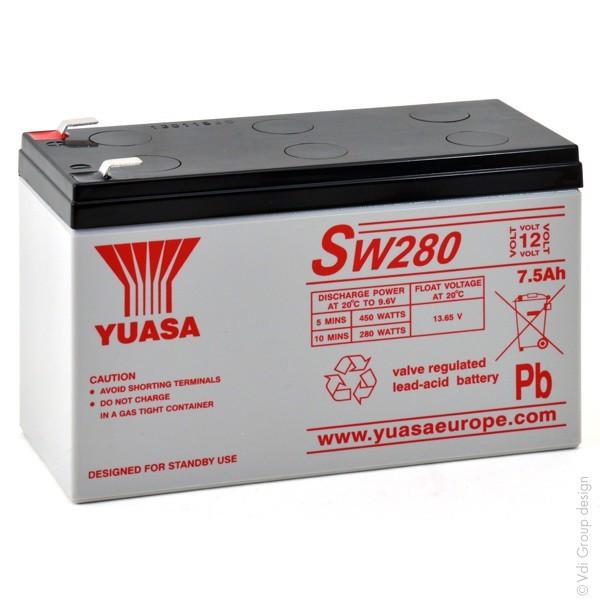Batterie Yuasa SW 280 12V...