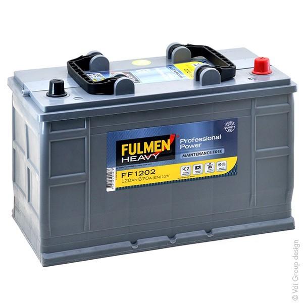 Batterie Fulmen FF1202 12V...