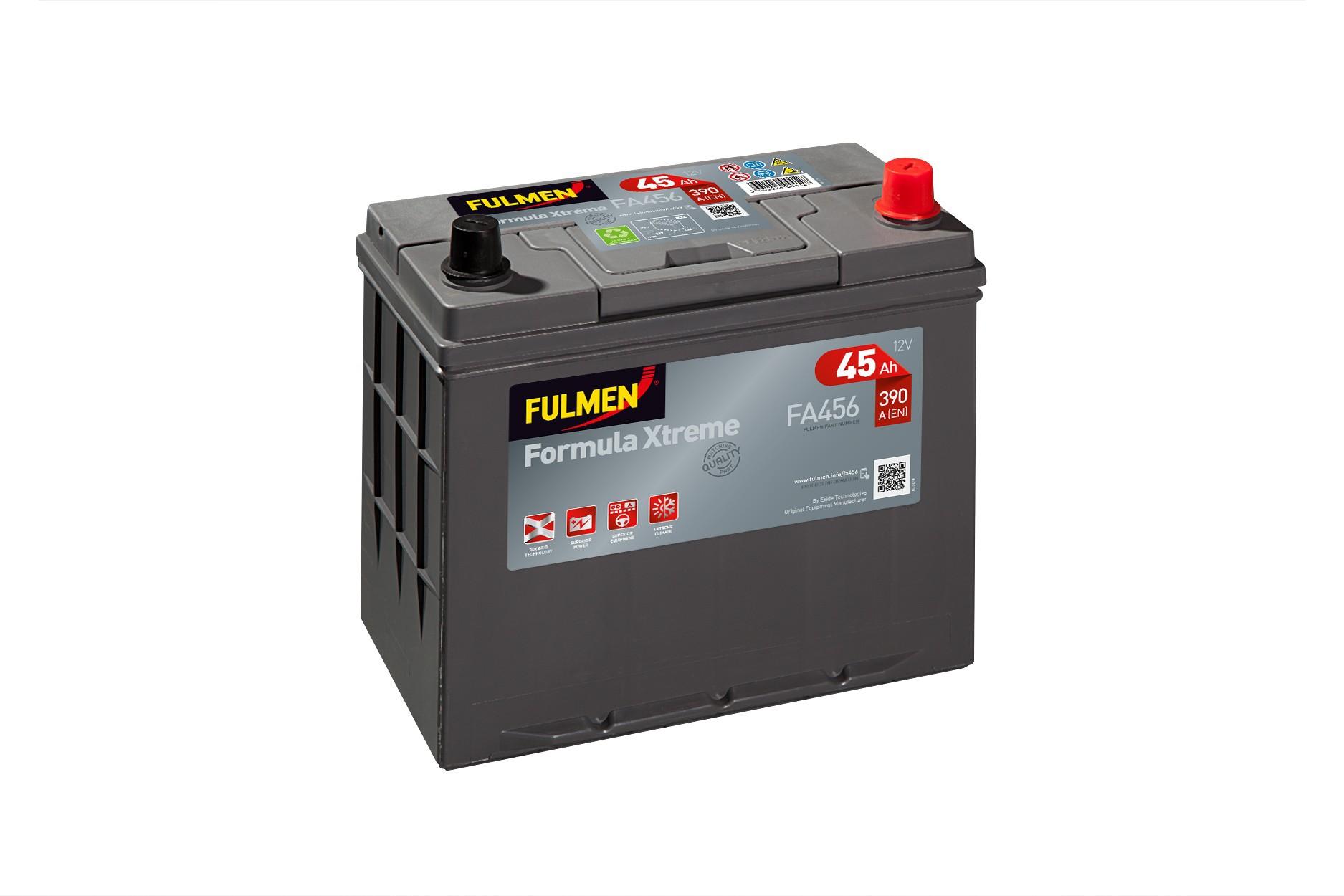 Batterie Fulmen FA456 12V...