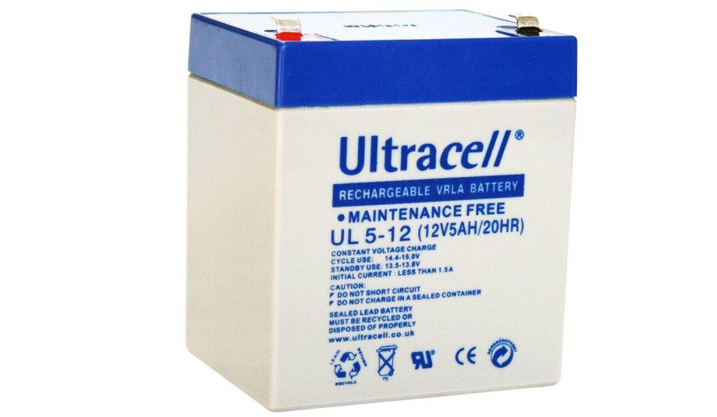 Batterie stationnaire AGM...