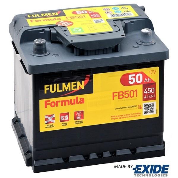 Batterie Fulmen FB501 12V...