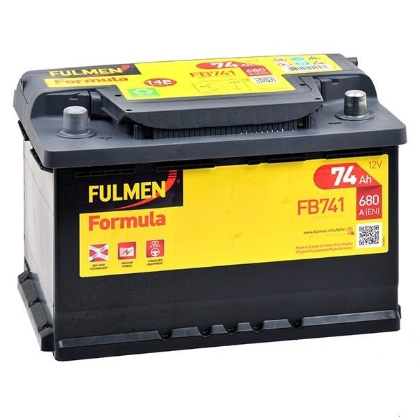 Batterie Fulmen Formula...